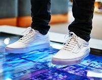 KaDeWe - #sneakerselfie Installation