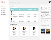 Jobs Portal - Product Design
