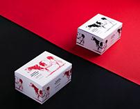 Krówka Opatowska | Packaging & Branding