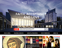 SMOTA Website Design - http://stmary.sg/