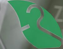 Laundry logo/ logotyp dla pralni