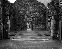Glendalough, County Wicklow, Republic of Ireland.