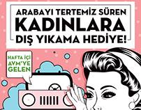 Park Afyon AVM / Poster