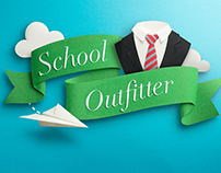 M&S school uniform website