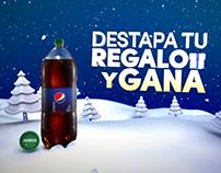 Pepsi - Destapa Tu Regalo