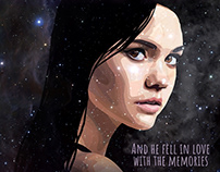 She Was Made of Stardust Movie Poster