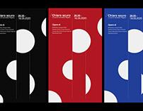 Chiaro/Scuro - Dark/Light - Poster Design