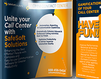 SafeSoftSolutons - Tradeshow Booth & Banner Designs