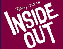 Inside Out - Divertida Mente
