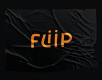 Fliip   Branding/ UI Design