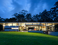 Valley House by Sparks Architects