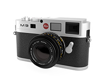 Free 3d model: Leica M9 Digital Camera by Leica