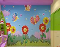 Interior - Children Room