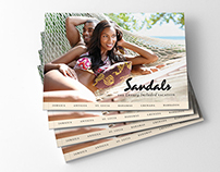 Sandals Resorts | Brand Brochures