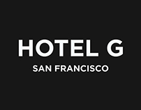 Hotel G gift certificate