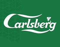 Carlsberg Re-Branding
