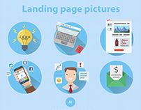 FREE - LANDING PAGE PICTURES.