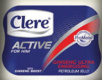 Clere Active for men