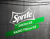 "Sprite ""Kaho Tikka Ke"""