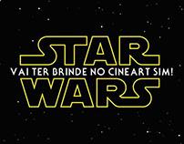 KITs Star Wars Cineart - PDV e Social Media