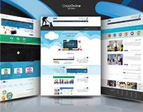 Ostaz Online Website