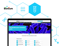 BIOTIUM e-Commerce for science