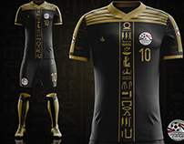 Egypt Football kit 2018 ( concept )