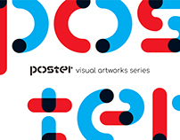 Poster Visual artworks series