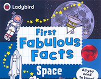 SPACE  Ladybird First Fabulous Facts