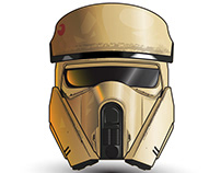 Star Wars Shore Trooper