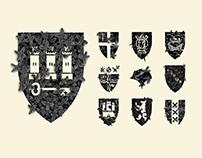 Coat Of Arms vol.2– National Capitals