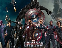 [1080px] W.atch Captain America Civil War On~line Free