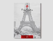 Pierre Cardin Pen Catalog 2018