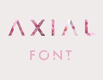 Axial Font