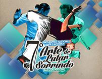 7o Encuentro Nacional de Capoeira LDM SLP