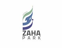 ZAHA PARK | Logo & Identity