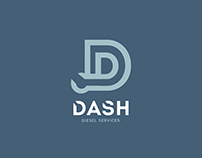 DASH // LOGO DESIGN