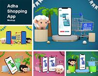 Adha Shopping App
