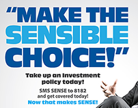 Pan Africa Life - Make The Sensible Choice Campaign