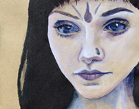 Grace Neutral Portrait