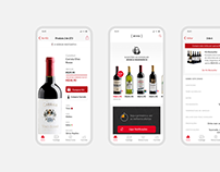 ( evino ) Website & iOS App