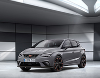 The New Cupra Ibiza