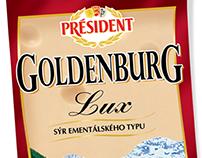 Goldenburg Lux - Packaging