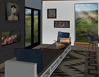 A Private Study - Bodega, CA