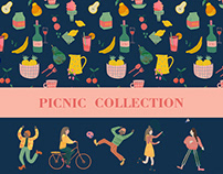 Picnic Collection Patterns