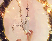 Decoration design ( for muslim celebrations)💙