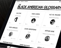 The Black American Glossary