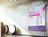 Thai Airways and Mastercard Posters & Invites