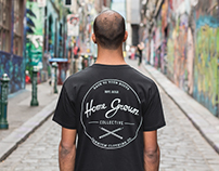 CLASSIC TEE - HOME GROWN COLLECTIVE