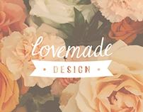 LOVEMADE / Wedding stationary